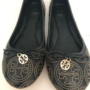 Tory Burch flats  new